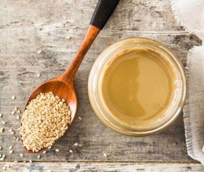 tahini-sezam-obrazek od healthline