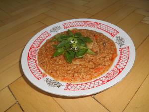 kuskus / kuskusová kaše / veganské recepty