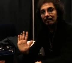 Tonyho prsty