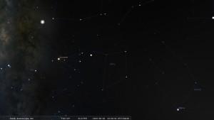stellarium, váhy, miluna-venca.cz / miluna