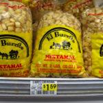nixtamalizovaná kukuřice
