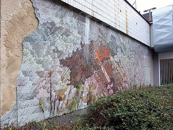 mozaika ústí nad labem