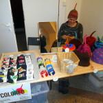 colored čepice s anténou design box ústí nad labem