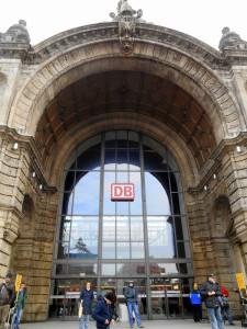 Norimberské hlavní nádraží