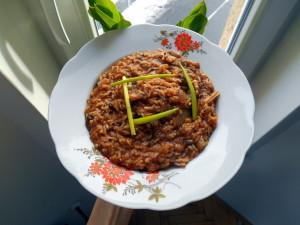 rýžový eintopf / veganské recepty