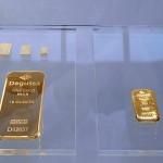 zlato od Degussa / world money fair