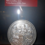 Švédská starožitná mince