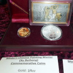 čínské mince / world money fair