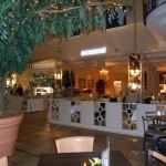 restaurace sanssouci / hotel estrel