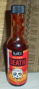 ultra death omáčka