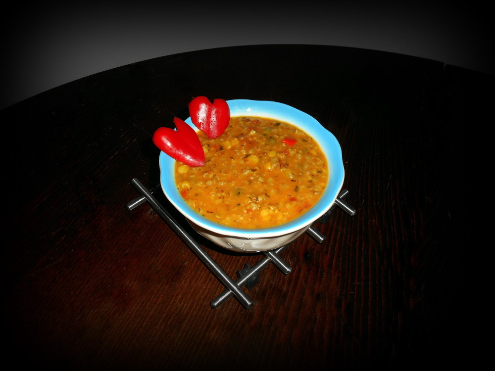 balgur ragú / veganské recepty / vegetariánské recepty / miluna