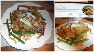 Tsuivan mongolská restaurace bolor ústí nad labem
