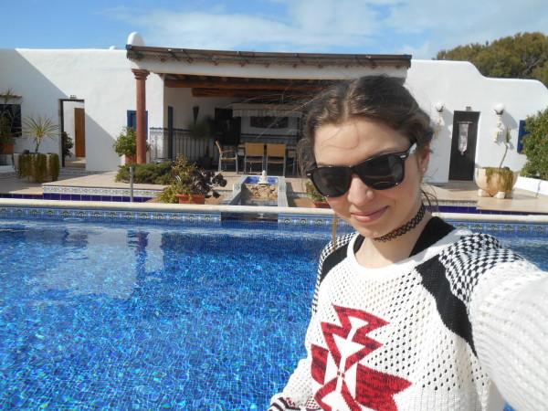 Naše obydlí Ibiza