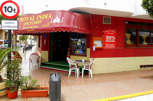 Royal India spicy curry Ibiza (1)