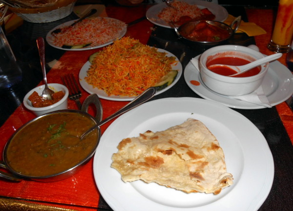 Royal India spicy curry Ibiza (2)