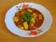 vindaloo bramborové / veganské recepty / miluna