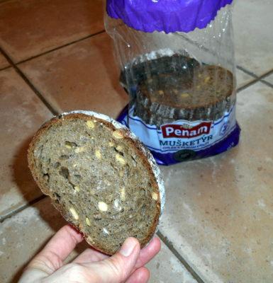 Chléb mušketýr