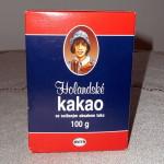 Oblíbila jsem si toto kakao, které navíc ještě obsahuje sojový lecitin.