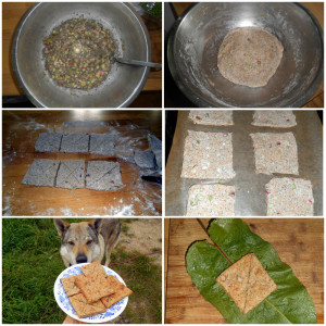lembas recept postup / veganské recepty