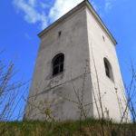 Barokní zvonice Levín