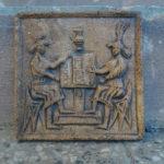 středověký kachel
