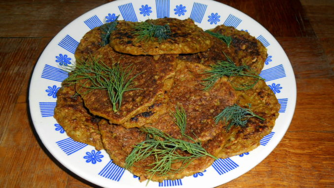 buckwheat pancakes / vegan recipes / flatbread / miluna-venca.cz