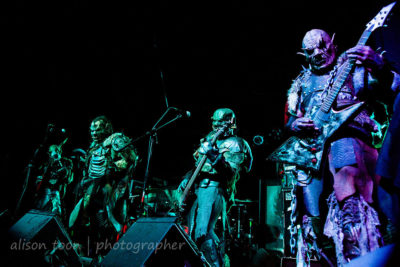 the band of orcs