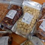 Ořechy, semínka a sušené ovoce z lifefood