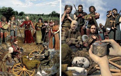 aaron watson - doba železná - pohřeb / smrt jak pohřbít