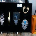 Obchod s tématikou Harryho Pottera: odznaky