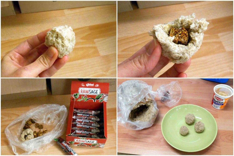 rawsage / recept / miluna / lifefood / veganské recepty