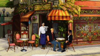 Broken Sword adventura