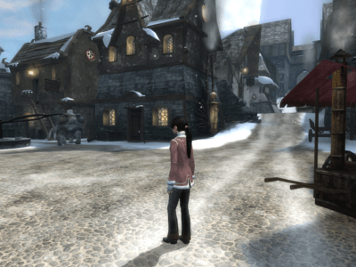 dreamfall the longest journey / adventura
