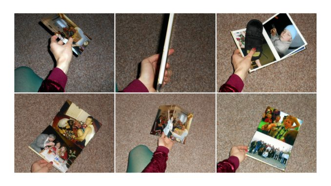 fotokniha saal digital