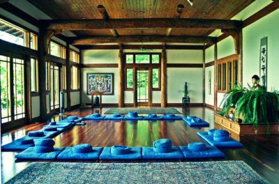 zen / zenová místnost / zenový chrám