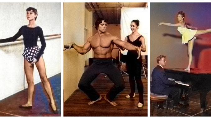 domácí cvičení pro ženy balet