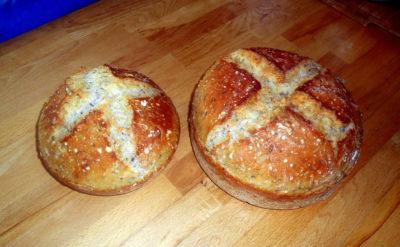 domaci-chleb-z-trouby-chleba / veganske recepty