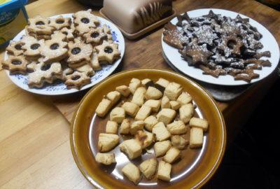 linecke-cukrovi-vegan / veganske recepty / miluna