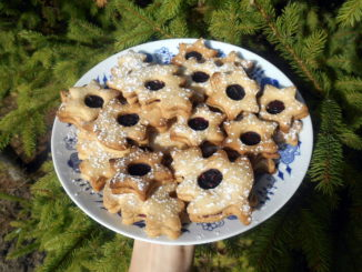 linecke-cukrovi-vegan / veganske recepty