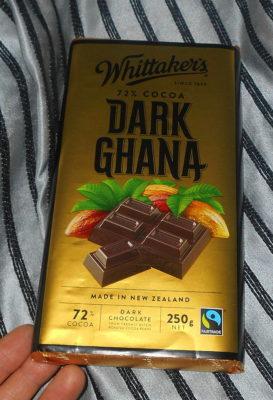 Vegan čokoláda nový zéland