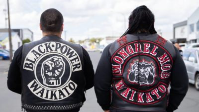 mongrel mob nový zéland