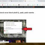 """Pravým tlačítkem myši klikněte na název videa a zvolte """"kopírovat adresu odkazu"""""""